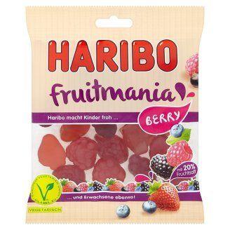 Haribo fruit mania 175g