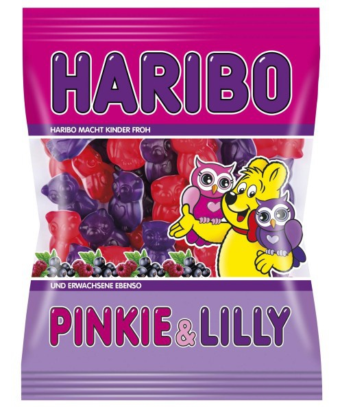 Haribo Pinkie Lilly200g