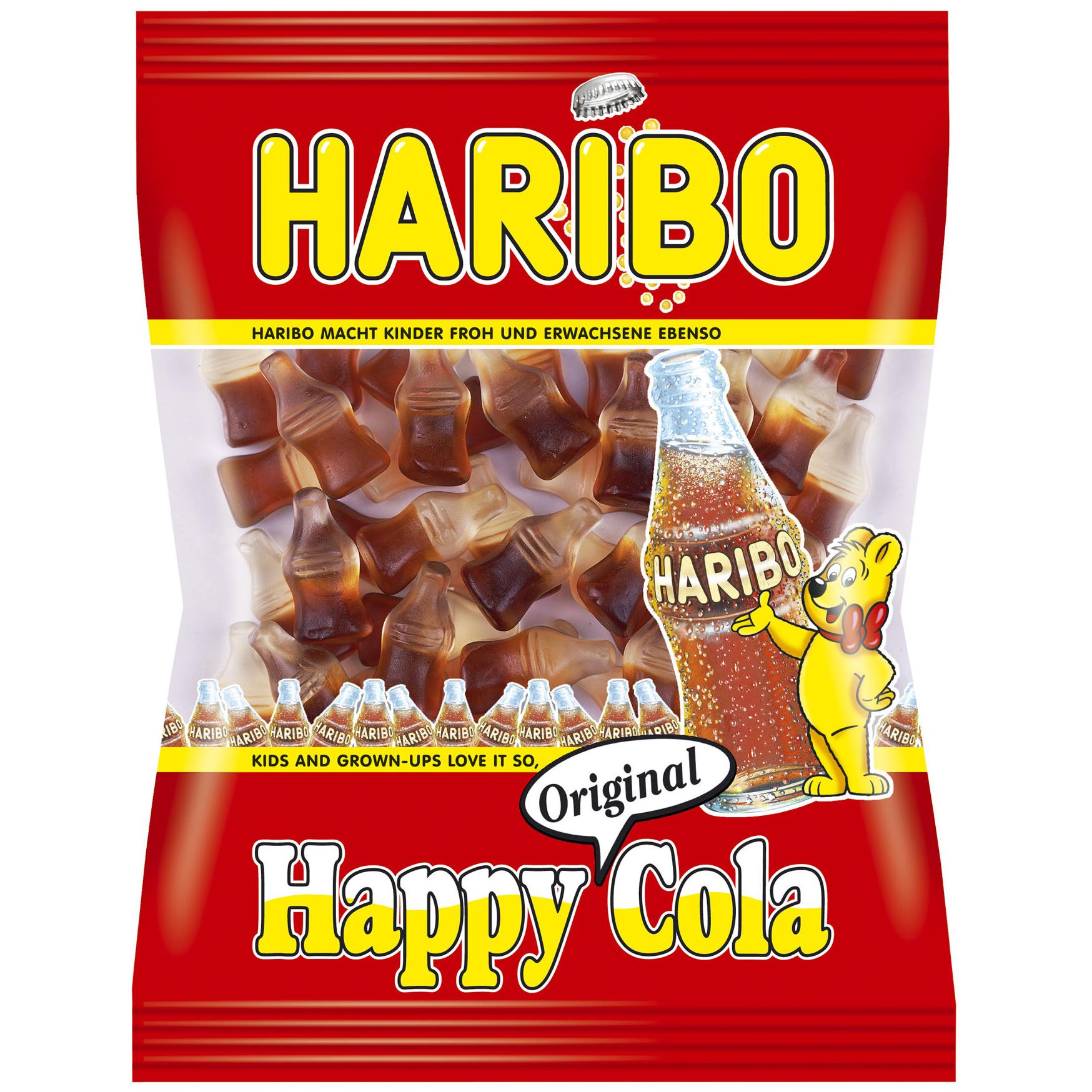 Haribo Happy Cola 200g