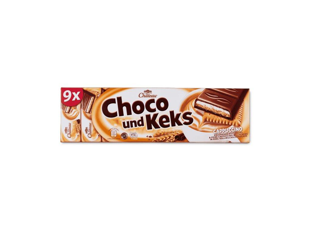 Choco und Keks 300g 9.ks Cappuccino