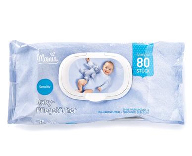 Dětské vlhčené ubrousky Mamia 80ks