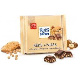 Ritter Sport Keks + Nuss čokoláda 100g