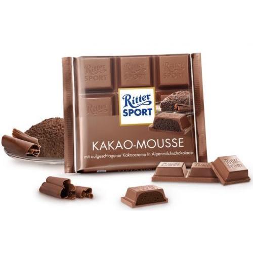 Ritter sport kakao mouse 100g