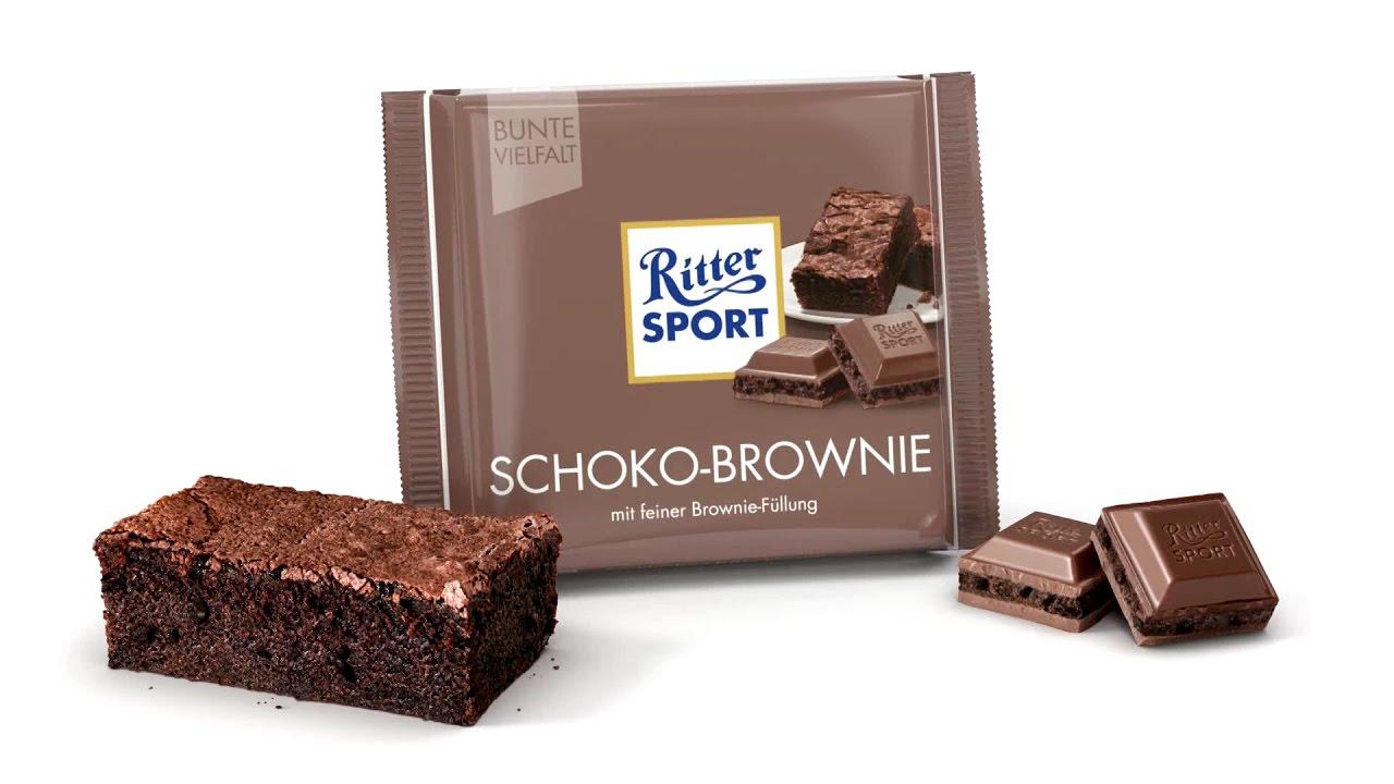 Ritter sport Schoko-Brownie 100g