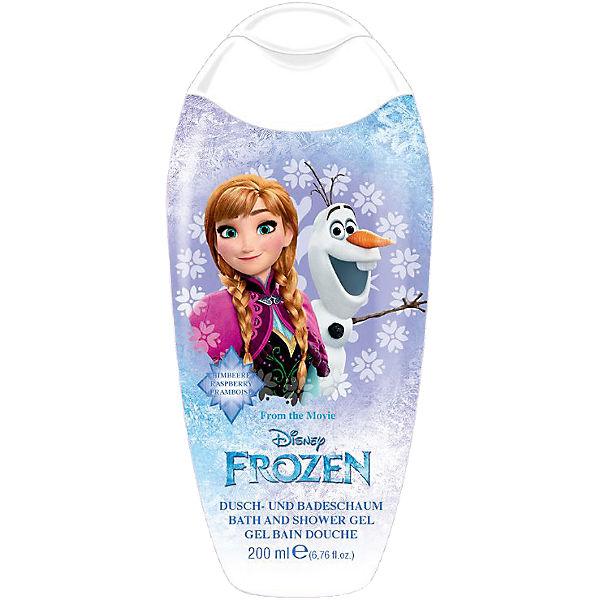 Disney sprchový gel a pěna Frozen Ledové království Olaf a Anna