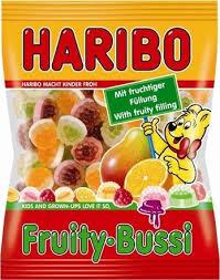 Haribo Fruity Bussi 200 g
