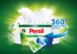 Persil Duo-Caps 360° Complete Clean Universal 60 dávek