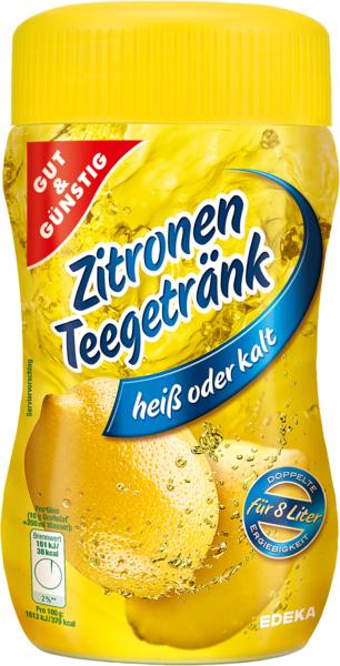 Instantní citrónový čajový nápoj 400g