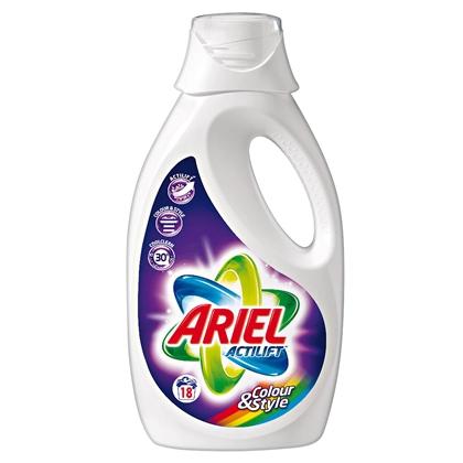 Ariel gel Actilift ™ Liquid Color & Style 1,040l