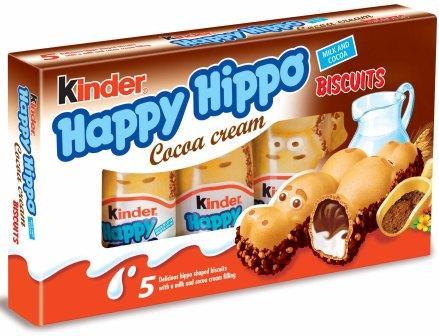 Kinder Happy Hippo 5.ks