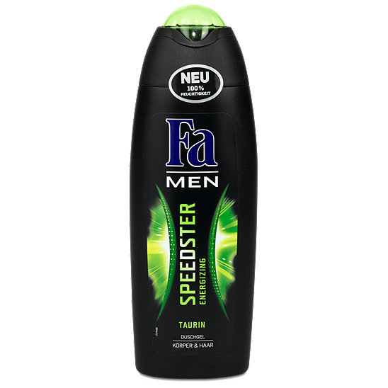 Fa Men Speedster sprchový gel 2v1 250ml