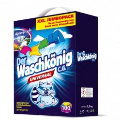 Waschkönig Universal prací prášek 92 praní (Waschkönig Universal prací prášek 92 praní)
