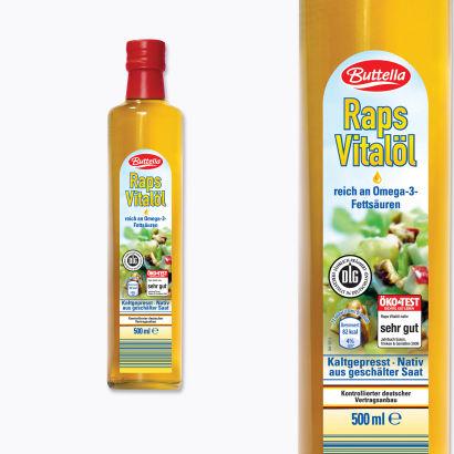 Vital řepkový olej 500ml