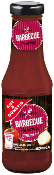 Barbecue Sauce-Grilovací omáčka 300.ml (Barbecue Sauce-Grilovací omáčka 300.ml)