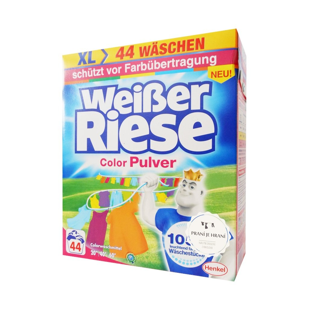 Weisser Riese XL Intensiv Color 44 praní
