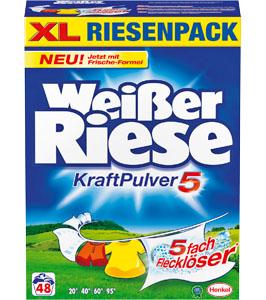 Weisser Riese XL KraftPuler 44 dávek