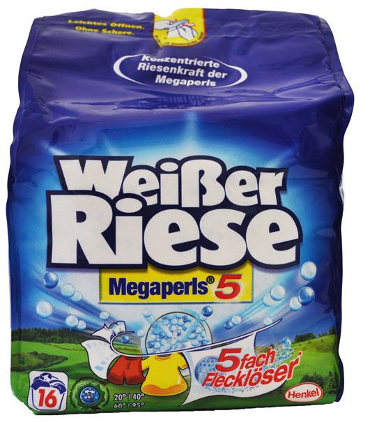 Weisser riese Megaperls - 20 pracích dávek