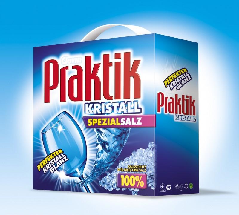 Praktik Krystall sůl do myčky 2,5 kg (Praktik Krystall sůl do myčky 2,5 kg)