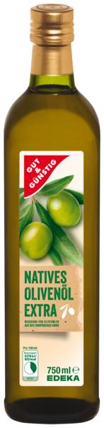 Olivový olej organický 750ml