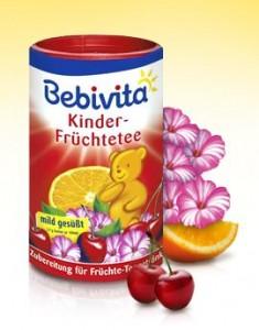 Bebivita Kinder-Früchtetee-Čaj