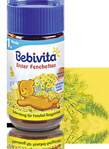 Bebivita Erster Fencheltee-instantní fenyklový čaj