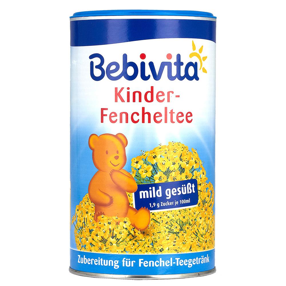 Bebivita Kinder-Fencheltee 400g od 12.měsíce