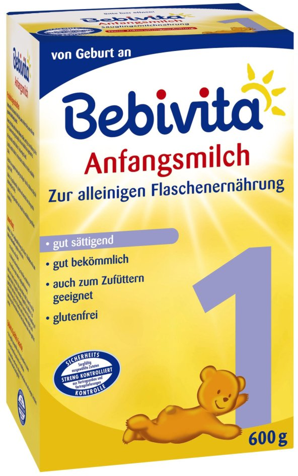 Bebivita Anfangsmilch 1 (od narození)