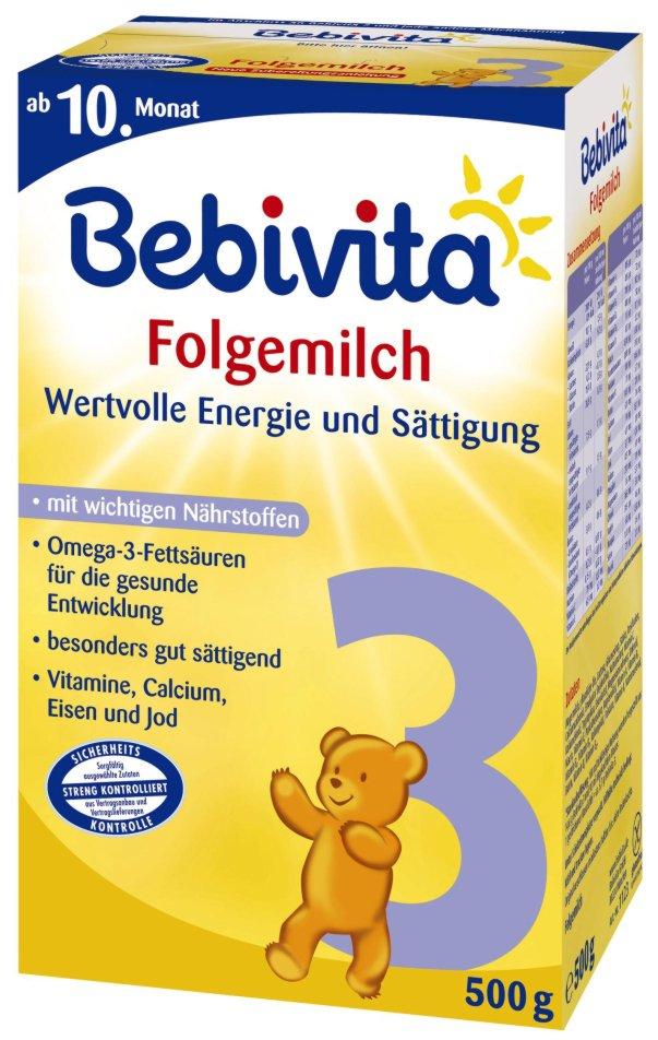 Bebivita Folgemilch od 10.měsíce