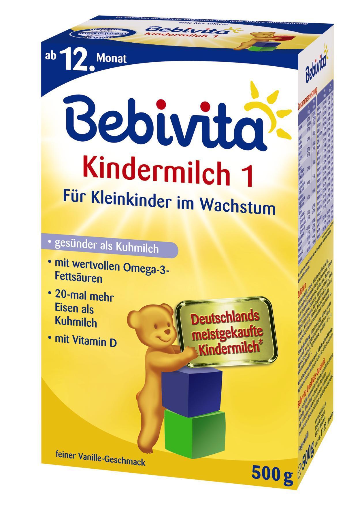 Bebivita Kindermilch od 12.měsíců
