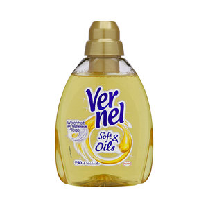 Vernel Soft Oils žlutý 750.ml