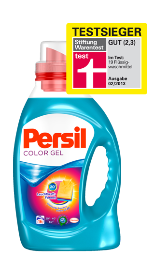 Persil Color gel 20.dávek (Persil Color gel 20.dávek)